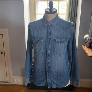 Guess Jean shirt